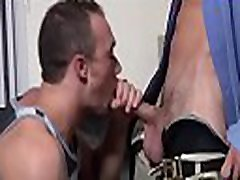 Inmates delight with oral-stimulation and anal in midnight homosexual porn