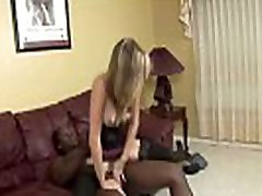 Stare at breathtaking daughter 25 babe getting fucked by black fellow