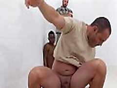 Hunk military men naked gay R&ampR, the Army69 way