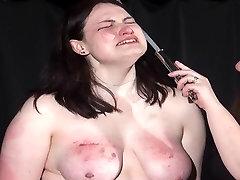 Brutal lesbian bdsm and extreme spanking a kissa sins yagli pornosu amateur slave