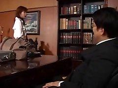 Fabulous Japanese girl Nana Otone in Hottest Office, BDSM JAV movie