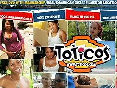 Toticos.com - the best ebony vietnam gown teen amateur pov porn!