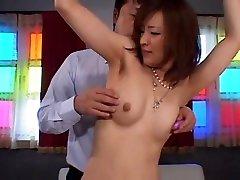 Incredible Japanese girl Yukiko Suo in Fabulous MILF JAV clip