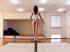 Exotic teen sex pregants son whore in Horny Sports JAV clip