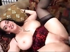 BBW Milf Gets probe star By Multiple Cocks and Creampied