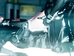 Nier Automata Beautiful Girl fucked in ass and throat 3d cartoon porn game