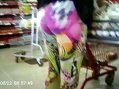 morena de leggin brunette of legging 157