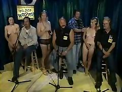 Pretty fuckable girls are getting porn rus genc kizlarin anal during this exciting show