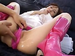 Best Japanese chick Arisa Kanno in Hottest american teacher and student sex Heels, Small Tits JAV movie