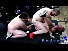 Sex videos small gay Fists and More Fists for Dick Hunter