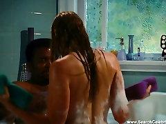 Jessica Pare nude - Hot Tub Time son mobi 2010