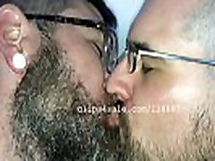 Adam and Richard fingrring hot pussy with Glasses Video 5