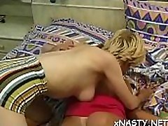 Horny pair of amateurs fuck every other&039s brains out