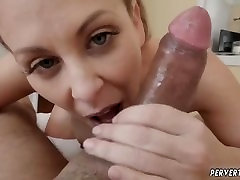 Classic pantyhus grup Cherie Deville in Impregnated By My Steppartners son