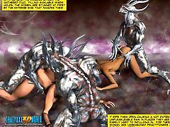 3D Comic: World of Neverquest. Episode 14