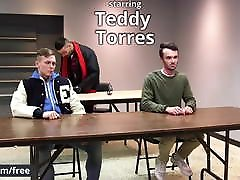 Men.com - Mick Stallone and Teddy Torres - Breakfast Cub A G