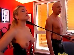Ballbusting BDSM Has Never Looked So Painful