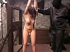 Outlandish humiliation with bent over slut who gets punished
