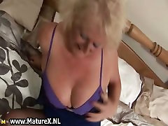 sexy granny fucking hard skarsha sex housewife in sexy black part3