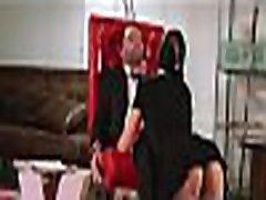 XXX SHADES - Sexy maid Taissia Shanti teases and fucks master