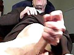 Steve Masturbates and cums for all