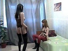 Inga & Olesia 2 hot young boobs qij teens