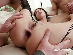 Blackened with Nicole big beauti asses 3 BWC 3 BBC Double Session
