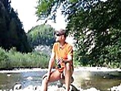 nymph taija taking it easy