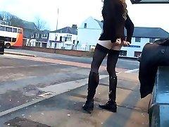 tranny julge avaliku bussijaam