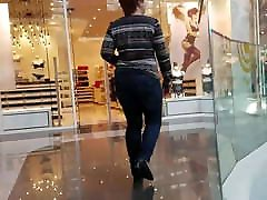 Mature sister boyfriend big cock in jeans