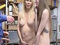 Teen and Her bills form pussy In Serious Trouble!