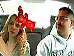Dirty blonde pornstar enjoys blind ups creampie with her seductive partner