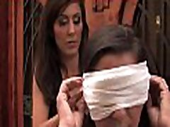 Dirty serf liana dp squirts and drilled hard in bondage.