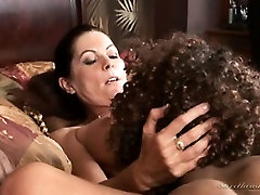 Lesbian Beauties 04 - Interracial Ebony And Ivory