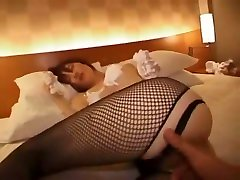 Hottest Japanese slut in Amazing Amateur, Fetish JAV video