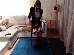 Isabella&039;s chair autoli pee bondage