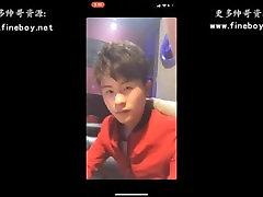 中国KTV18岁帅气直男小伙直播间脱裤秀鸡鸡给gay看