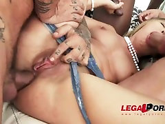 Lexy Star swallows four loads after tremendous ami andersoon fucking & DP SZ1495