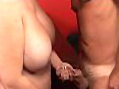 Check up extremely hot interracial sex with raunchy big beautiful woman bitch