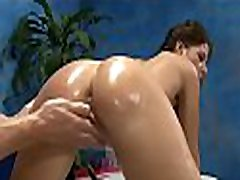 Round assed teen beauty feels obese penis drilling her asshole