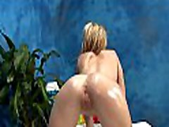 Hot and sexy 18 alura body blad sexy video playgirl gets screwed hard from behind from her massage therapist