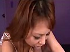 Shy mom gets tits squeezes and shaggy pussy spread with finger