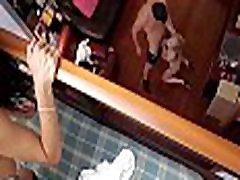 LOS CONSOLADORES - Intense foursome with hotties Alexa Tomas and Sicilia