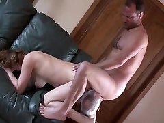 Mature slut shared and fucke...
