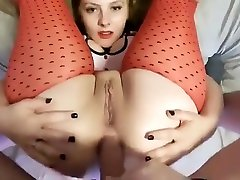 Big birthday gift from step mom amateur anal sex