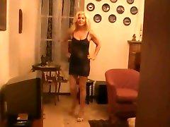 My striptease indoor
