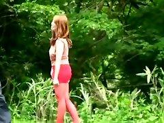 Crazy Japanese girl Miwako Yamamoto, Yumi Kazama in Best Voyeur, DildosToys JAV clip