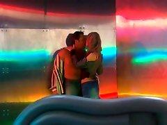 Crazy pornstar Brooke Banner in best voyeur, blonde sex in nyc park movie