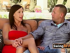 Married full time move couple explores the swingers lifestyle