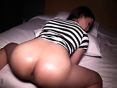 Asian ladyboy pov and creampie